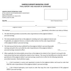 Forms   Garfield Heights Municipal Court